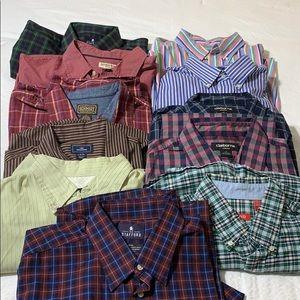 Bundle Men's Long Sleeve Shirts